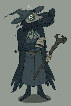 witchsona by crowvenchi
