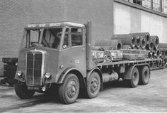 AEC Mammoth Major with British Road Services.