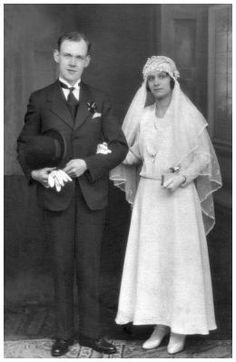 1930's wedding dresses