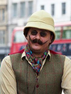 London Tweed Run 2014