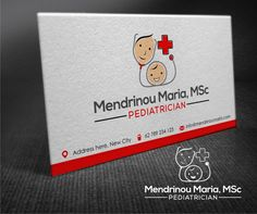 Create a happy and clever logo for a new Pediatrician by whitebrown99
