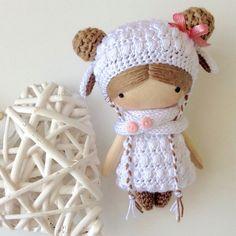 #doll #magic__dolls #magicdolls #art #dolls #fabric #textile #handmade # minuature #gift #present #collect #author #design #crochet #knit #sew #crossstitch #mini #tiny #cute: