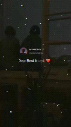Best Friend Lyrics, Best Friend Gifs, Best Friend Status, Love You Best Friend, Best Friend Quotes Funny, Best Love Lyrics, Cute Song Lyrics, Bff Quotes, Funny Quotes