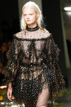 Rodarte Spring 2017 Ready-to-Wear Fashion Show Details