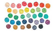 Tutorial: Food Colour Mixing Chart