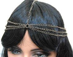 Head Chain - Hematite tone Arras Creations,http://www.amazon.com/dp/B00C9S1G0O/ref=cm_sw_r_pi_dp_hrhAtb173XH17GFS
