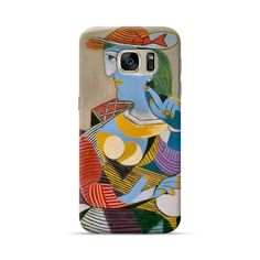Samsung Galaxy S7 Seated Woman Pablo Picasso Case