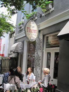 Cafe Mozart Cape Town