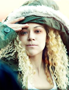 Helena (Orphan Black) - Such a cute killing machine.