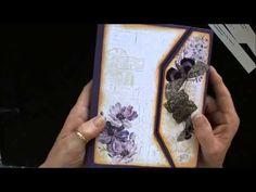 Forgotten Meadows Kraft Journal for Meg's Garden - YouTube