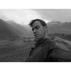 Pin for Later: Les Selfies de Stars Masculines les Plus Sexy de 2015 Justin Theroux