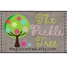 You searched for: ThePickleTree! Browse the unique items that ThePickleTree creates, and discover the perfect gift! At Etsy, we pride ourselves on our community of creative sellers, like ThePickleTree! Each Etsy seller helps contribute to a global marketplace of creative goods. By supporting ThePickleTree, you're supporting a small business, and, in turn, Etsy!