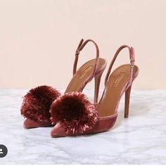 Me encantan estos zapatos !!#zapatosinvitada #zapatosnovia @aquazzura
