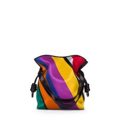 Loewe Flamenco - FLAMENCO KNOT STRIPES SMALL BAG Multicolour Discover Loewe Flamenco products, like our FLAMENCO KNOT STRIPES SMALL BAG multicolour. Enter now.
