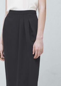 Spoločenská zbieraná sukňa s vlečkou rôzne farby  46c713e8a49