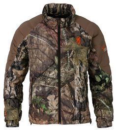6950ea5d2ecfd Browning Hell's Canyon Mossy Oak Break-Up Country Blended Down Jacket,  $215-225