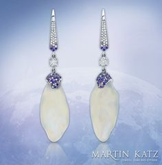 #jewelry #finejewelry #diamonds #earrings #luxury #MartinKatz #MartinKatzJewels