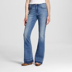 Women's High-rise Flare Jean