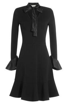 EMILIO PUCCI Dress With Satin Details. #emiliopucci #cloth #cocktail & party