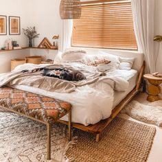 23 warm and romantic bedroom bed decoration ideas 3 Bedroom Bed, Cozy Bedroom, Bedroom Ideas, Attic Bedrooms, Bedroom Designs, Kids Bedroom, Master Bedroom, Bed Frame And Headboard, Bed Frames