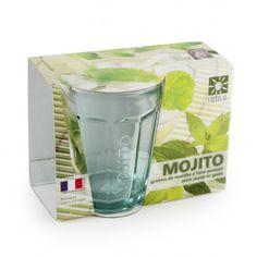Menthe pour mojito avec verre a mojito