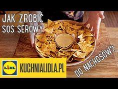 (81) Jak zrobić SOS SEROWY DO NACHOS?    DG & Kuchnia Lidla - YouTube