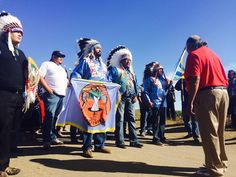 CENSORED NEWS: Video: Crow Nation arrives at Standing Rock Camp