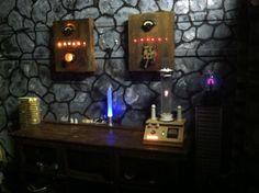 Dungeon of Darkness Frankenstein's Lab