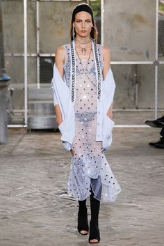 Givenchy | Spring 2016 Menswear Collection | Vogue Runway