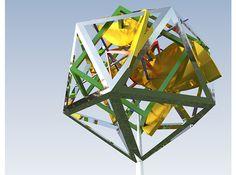 Leonardo Cubie IV by Heliocentric/James Strickland on Shapeways 3D printing!!!