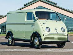 1960 DKW Schnellaster Kastenwagen 3=6 | Arizona 2014 | RM AUCTIONS
