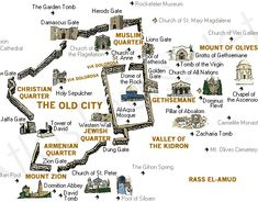 twelve gates of jerusalem | Map_of_jerusalem_2