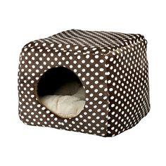 Couchage pour chat - Abri douillet Mina pour chats