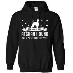 Afghan HoundMe And My Afghan Hound Talk Shit About You! :DAfghan Hound
