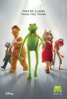 Fashion Inspiration: Disney's The Muppets