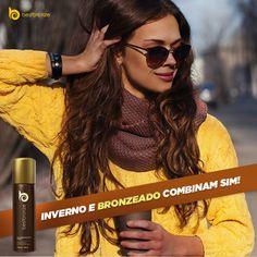 Cor pálida só porque está frio? Nada disso! Destaque-se no inverno com Best Bronze: www.bestbronze.com.br  #bestbronze #autobronzeador #bronze #bronzeado #pelebronzeada