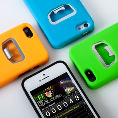 Bottle Opener Case for iPhone 5 from Firebox.com