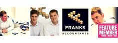 Introducing this week's FEATURE MEMBER:  Franks Accountants Limited, Wetherby Founder, Adam Franks, is an experienced, proactive accountant with a proven track record in the provision of accountancy services to small and medium sized businesses.  GET IN TOUCH: WEBSITE: http://www.franksaccountants.co.uk/ FACEBOOK: https://www.facebook.com/franksaccounts?ref=ts&fref=ts TWITTER: https://twitter.com/FranksAccounts