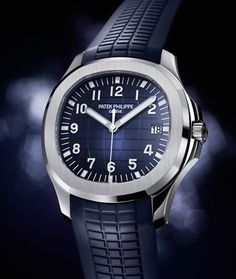 PATEK PHILIPPE SA - Aquanaut Ref. 5168G-001 White Gold