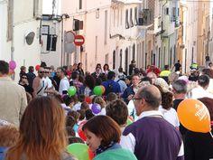 01 - Cercavila Trobades d'Escoles en Valencià 2013 a Pedreguer (220) Foto: laveupv.com