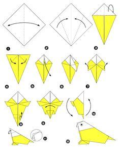 Origami de passáros como recurso terapêutico | Reab.me