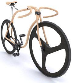 Área Visual: La bicicleta Thonet de Andy Martin