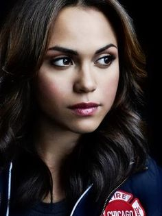 """Monica Raymund, """"Chicago Fire"""" (click to see list of 25 of Fall TV's most beautiful women)"""