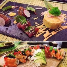 #thunfischtatar #thunfisch #tatar #sushitime #japanese #japanesefood #sushi #rainbowroll #tuna #tuna #fish #food #delicious #sogood #kaiseki #karlsruhe #kaisekikarlsruhe #igerskarlsruhe #dinner by alexander_bin