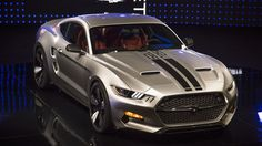 2015 Ford Mustang Rocker by Galpin