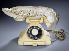 Lobster Telephone by Salvador Dali,1938