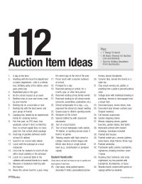 awesome list of ideas for auction baskets! Nonprofit Fundraising, Fundraising Events, Non Profit Fundraising Ideas, Fundraising Activities, School Fundraising Ideas, Quarter Auction, Chinese Auction, Silent Auction Baskets, Silent Auction Donations