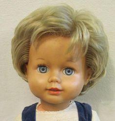 DDR Spielzeug Blonde Singende Puppen Mit Schallplatten 1970
