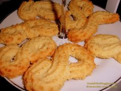 Μπισκότα φουντουκιού με κορνέ - Tante Kiki