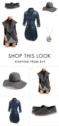 """""""Hanging Out"""" by kenkjonesy ❤ liked on Polyvore featuring Hinge, LE3NO, BOBS from Skechers, women's clothing, women's fashion, women, female, woman, misses and juniors"""